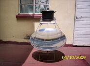 Mirandita solar Cooking