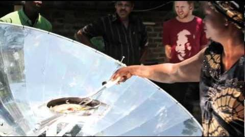Solar Cookers for Africa