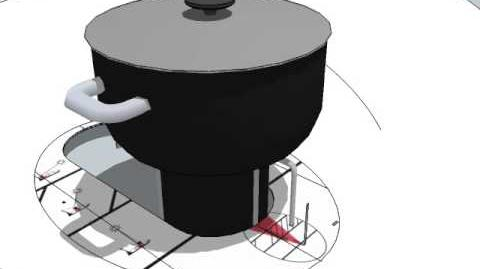 Kolamba Hybrid Cooker