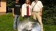 Cuiseur solaire conique UltraLightCooker Cone Plus (diapo) - Concept de la Cuisson Solaire