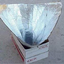 Solar Funnel Cooker