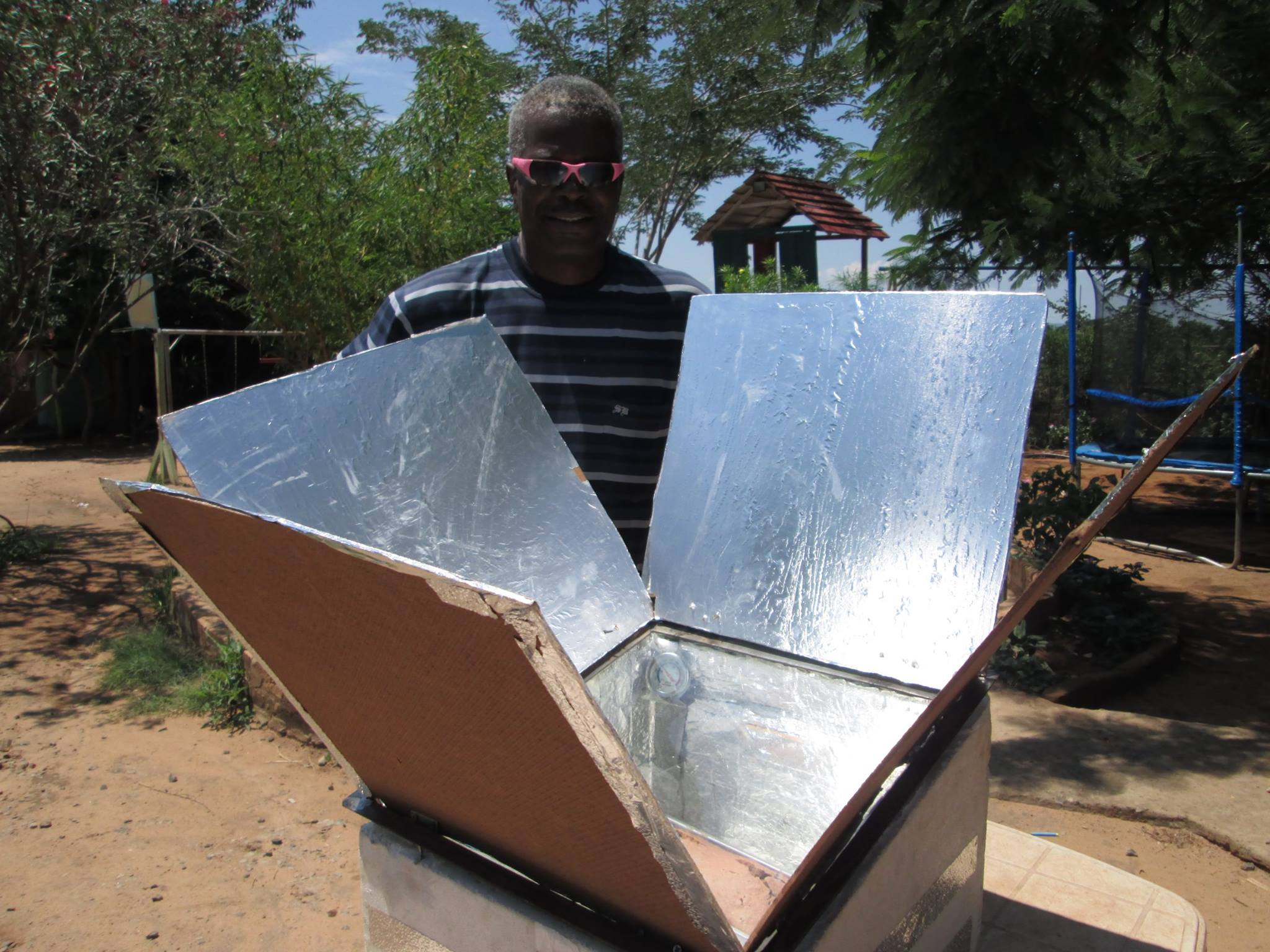 Solar Cooking Zambia