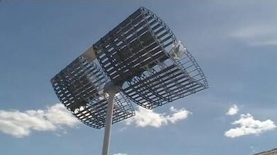 Ukrainian_solar_concentrator_Unusual_Parabolic_Dish