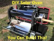 Stockton Solar Oven - Part 1 - Introduction