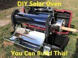 Stockton Solar Oven