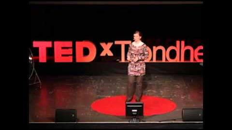 What I learned from cooking with the sun Pia Otte at TEDxTrondheimSalon-1