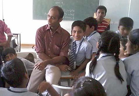 Vivek Kabra