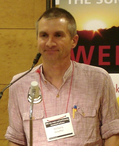 Wolfgang Scheffler