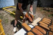 Baked bread at NeoLoco, 2-10-21