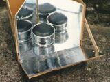 Reflective Open Box