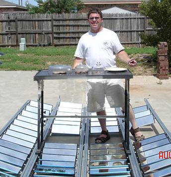 Solar Fryer