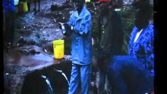Dr._Robert_Metcalf_discusses_breakthrough_in_water_quality_testing_in_the_field_in_Kenya