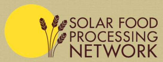 Solar Food Processing Network