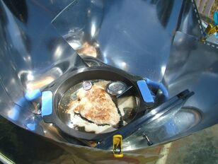 Copenhagen Solar Cooker Light 2