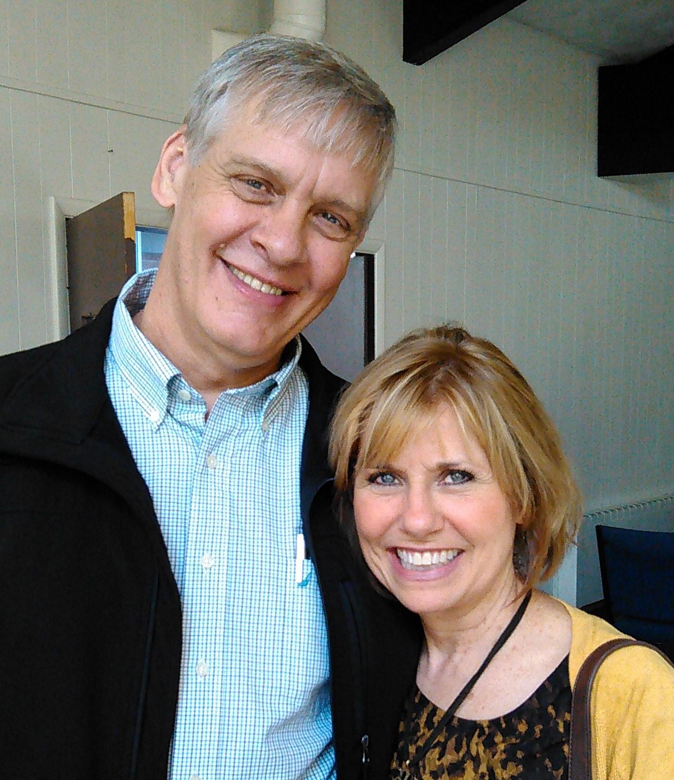 Stephen and Sheila Harrigan