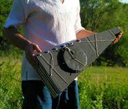 Cocina Solar Parabólica Plegable 2