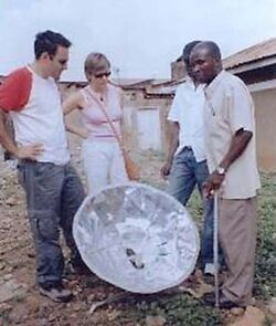 Disabled Technicians of Uganda 2008.jpg