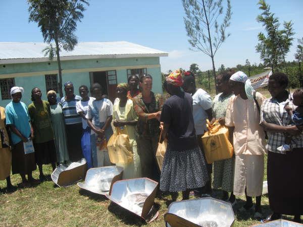 AVIF Volunteers in Kenya