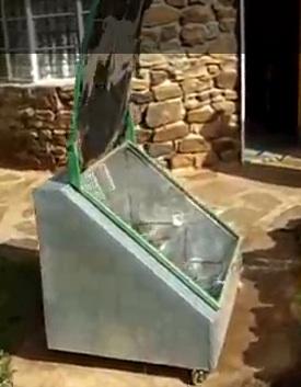 Lesotho Cooker