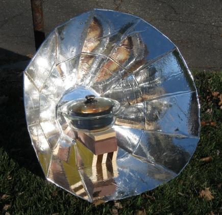 EB Suncooker