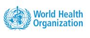WHO logo, 6-7-21