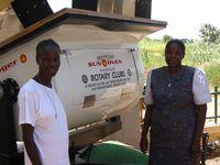 Villager Burkina Faso