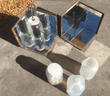 Winebox Solar Rice Cooker