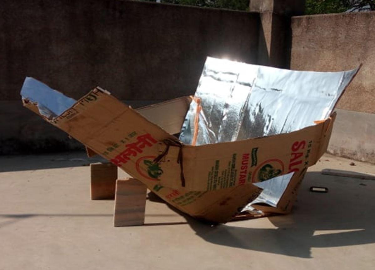Somdrij Solar Cooker
