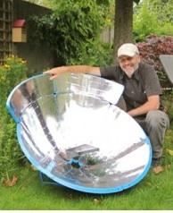 SolarCooker Eco3