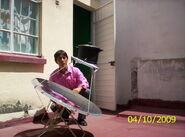 Mirandita solar Cooking II