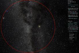 Tyche orbit planet celestia