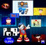 Som Na Caixa Com O DJ Cão, Vol.1 (Frente)