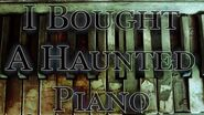 """""""I Bought a Haunted Piano on Craigslist"""" reading by Mr"""
