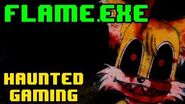 Haunted Gaming - Flame