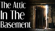 """""""The Attic in the Basement """" reading by Mr"""