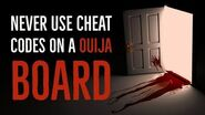 ''Never Use Cheat Codes on a Ouija Board'' reading by Dr