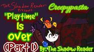 """The Backyardigans Creepypasta - """"Playtime Is Over"""" (Part I) By The Shadow Reader"""