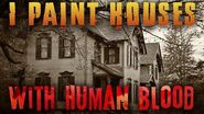 """""""I Paint Houses With Human Blood"""" reading by Hellfreezer (Unit 522's channel)"""