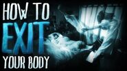 """""""How To Exit Your Body During Sleep Paralysis"""" reading by Let's Read"""