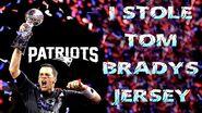 """""""I Stole Tom Brady's Jersey"""" reading by The Sinful Savant"""