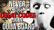 """""""Never Use Cheat Codes on a Ouija Board"""" reading by CreepyPastaJr"""