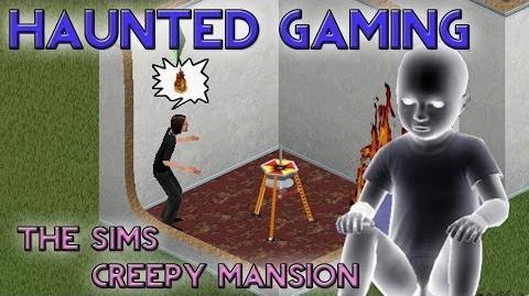 The Sims Creepy Mansion
