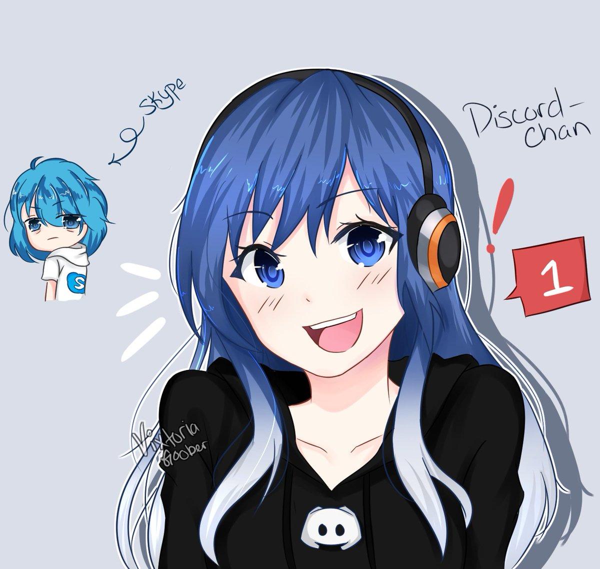 Discord~Chan