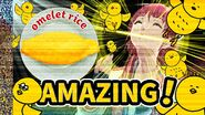 Tesa's Matsushita Diner Review! Omelet Rice Edition!