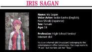 Iris Sagan