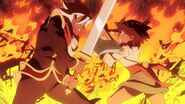 Indivisible Epic fight scene