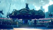 Amusement Park trailer