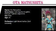 Ota Matsushita