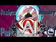 AI- The Somnium Files ARG Summary & Analysis Part 1