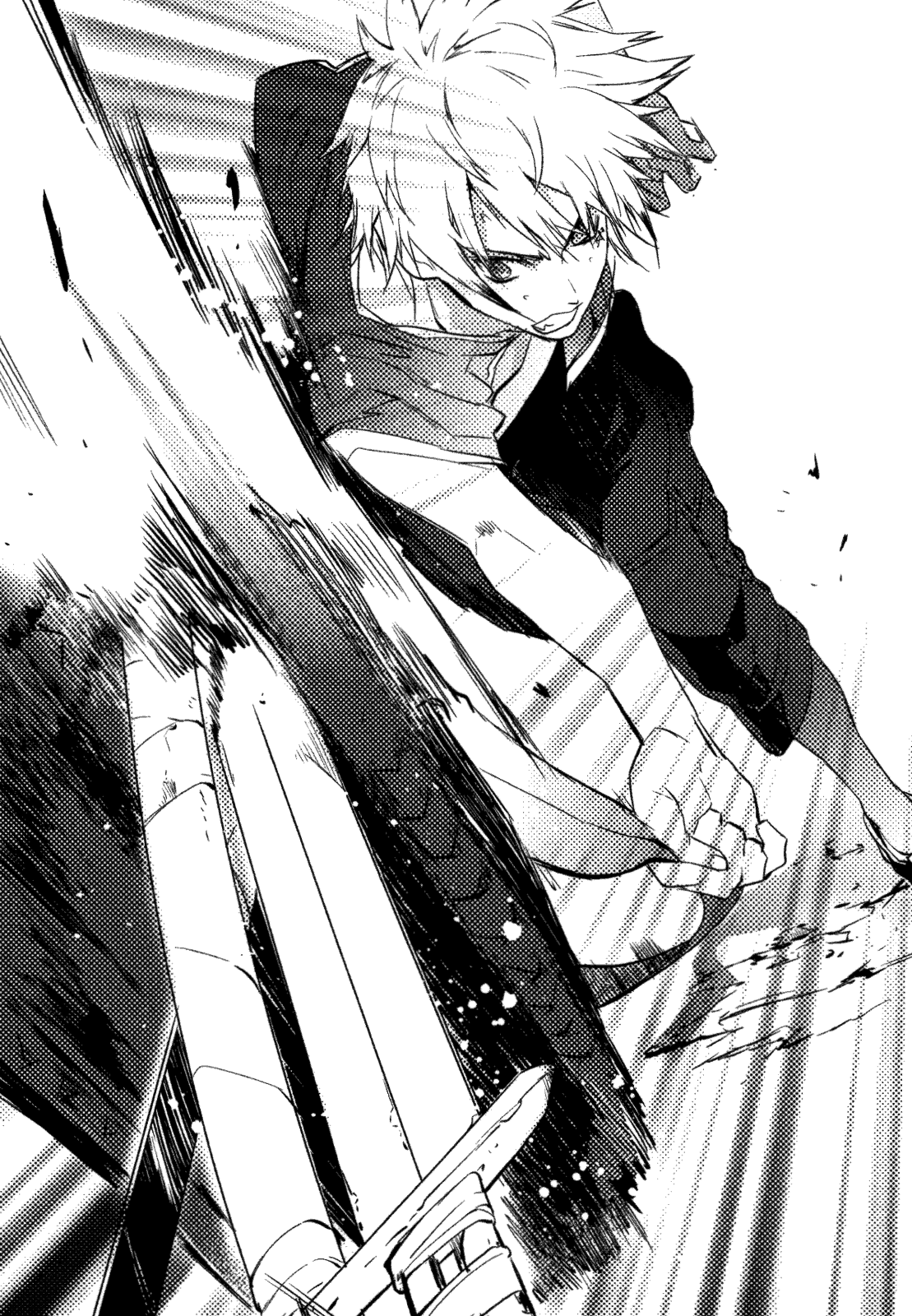 Tokyo Ravens Vol 1 Chương 5
